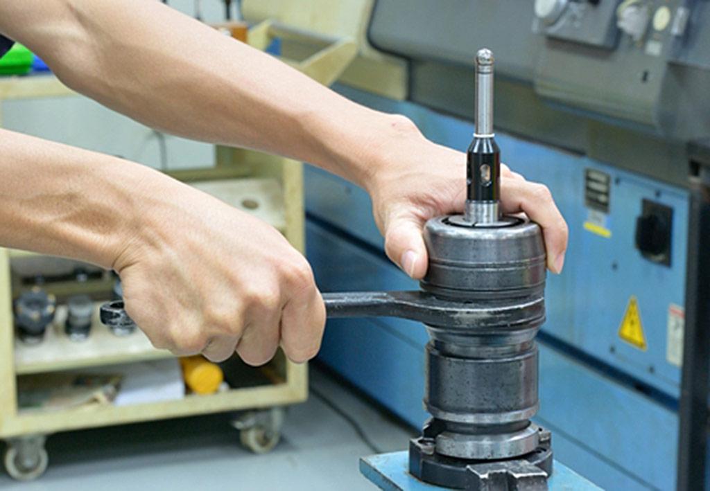 Industrietechnik-Fraeswerkzeug